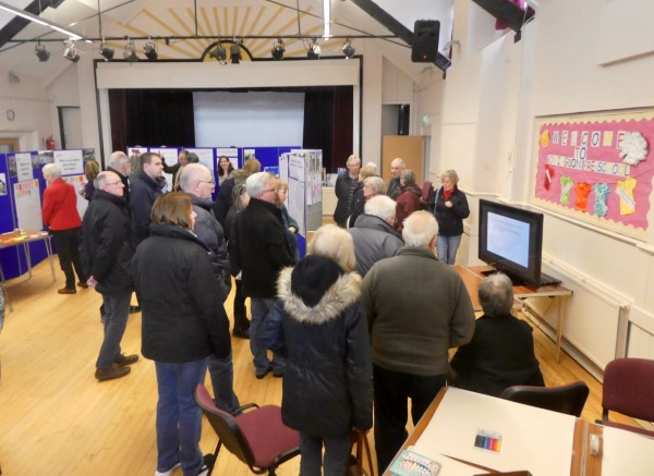 Open Day at the Memorial Hall 13th January 2019